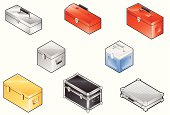 Toolbox icons