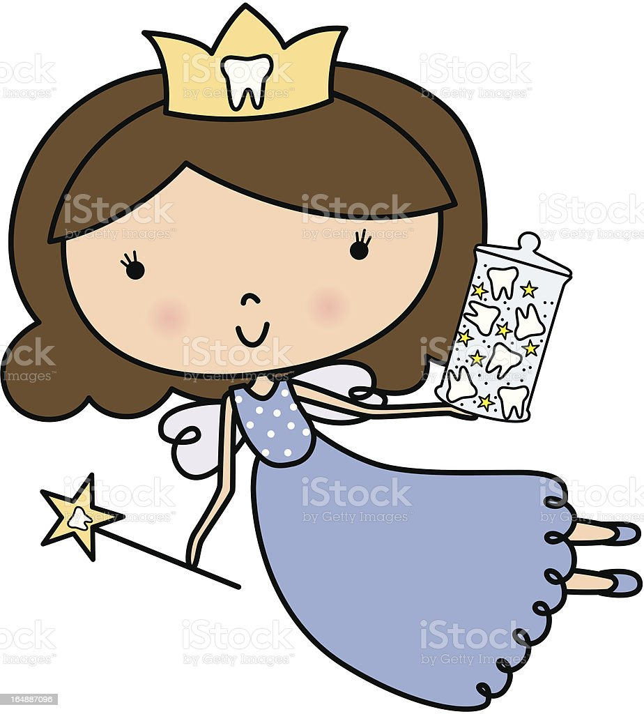 royalty free tooth fairy clip art vector images illustrations rh istockphoto com tooth fairy clipart black and white tooth fairy clipart free