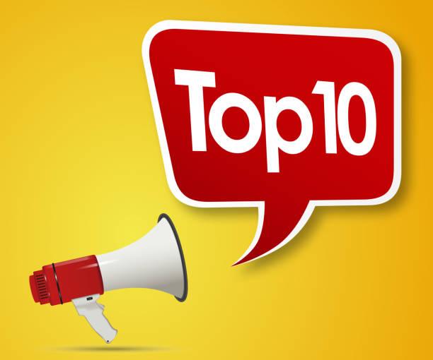 Top 10 – Vektorgrafik