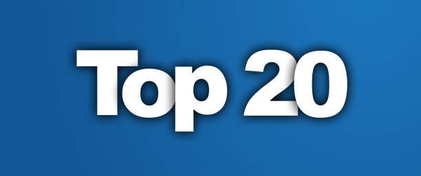 Top20 – Vektorgrafik