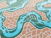 Town Map Curly River