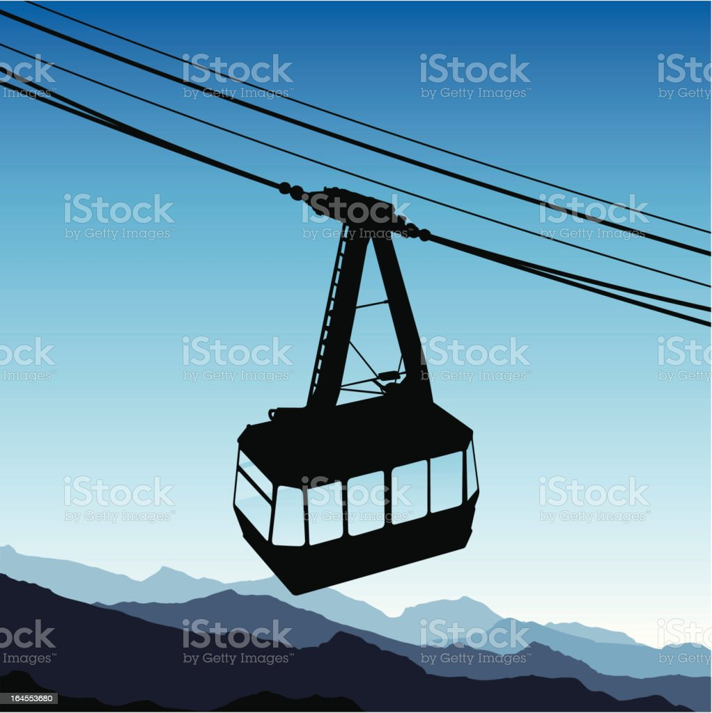 Tramway royalty-free tramway stock vector art & more images of back lit
