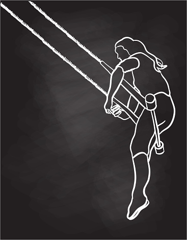 Trapezist Swing Chalk