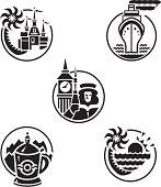 Travel Iconz 1