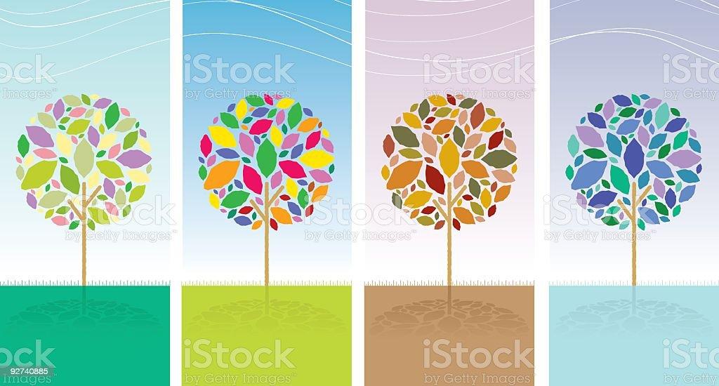 Tree of the Four Seasons