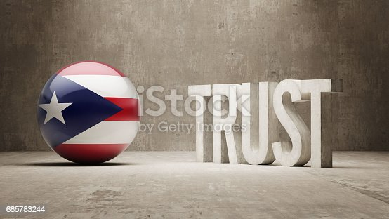 Trust Concept Stock Vector Art & More Images of Argentina 685783244
