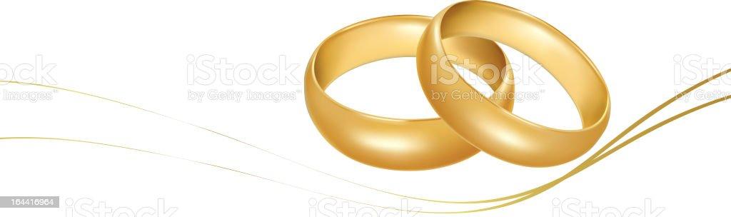 Wedding Rings Clipart White