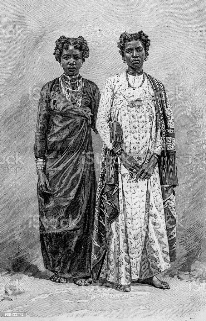 women of madagascar