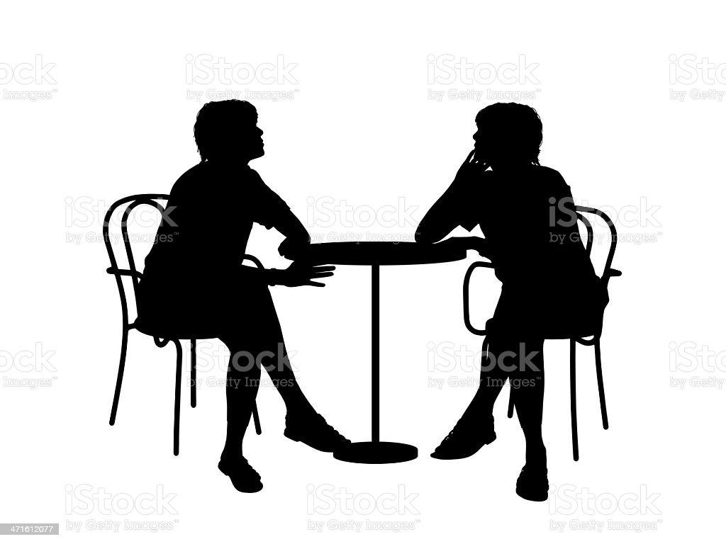 Immagini Di Due Innamorati Seduti A Un Tavolo  2021