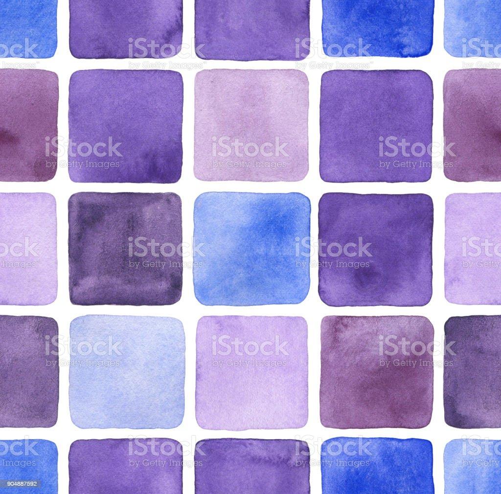 Modèle Sans Couture De Ultraviolet Couleurs Nuancier Couleur De