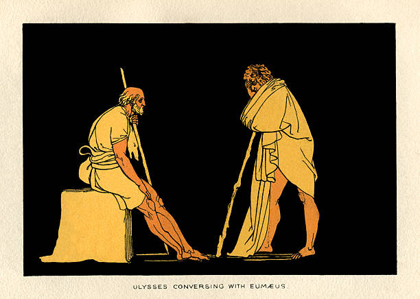 demonstration of hospitality in homer s odysseus Free essay: throughout homer's the odyssey, odysseus the main character in the story is tested with the true meaning of hospitality in the heroic age.