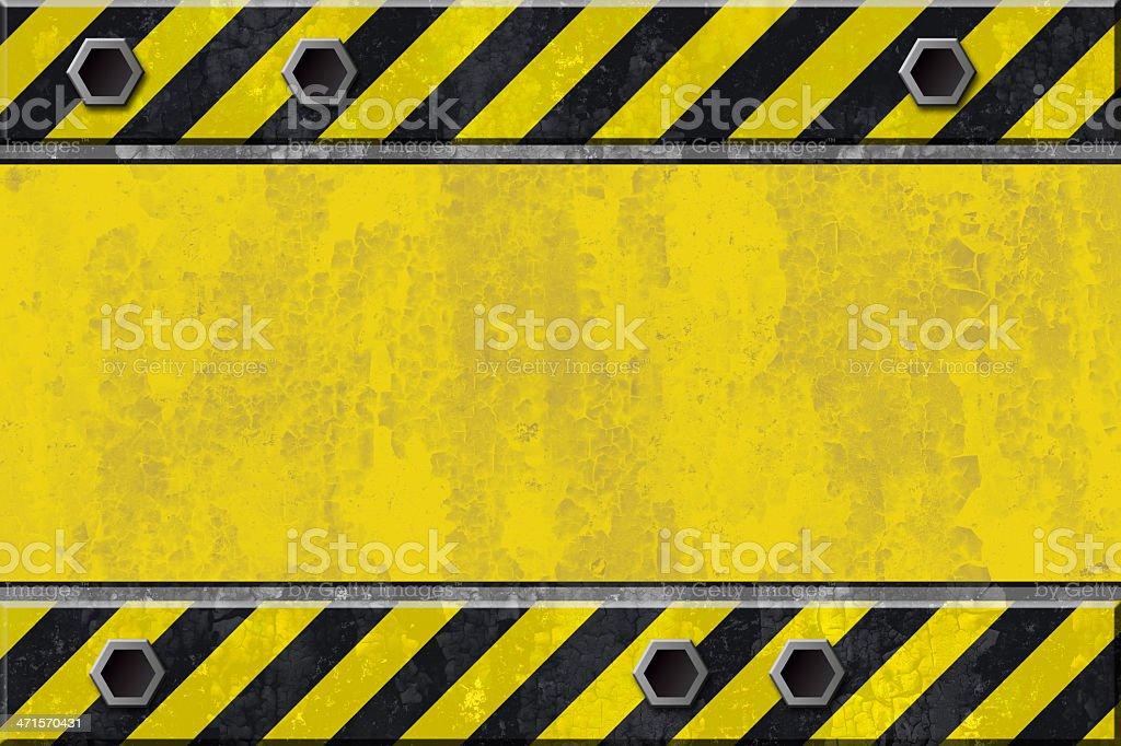 Under construction design royalty-free stock vector art
