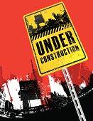 Under Construction Sign:
