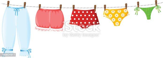 Underwear evolution