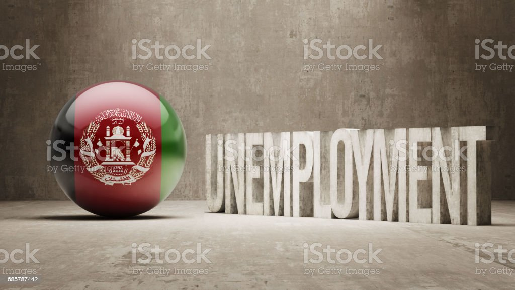 Unemployment Concept royalty-free unemployment concept stok vektör sanatı & afganistan'nin daha fazla görseli