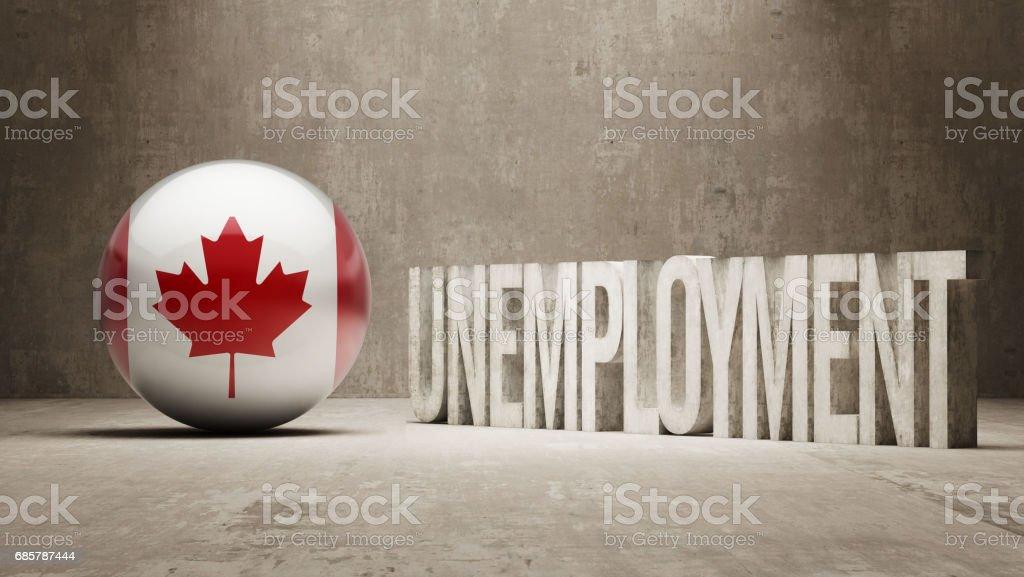 Unemployment Concept ilustración de unemployment concept y más banco de imágenes de américa del norte libre de derechos