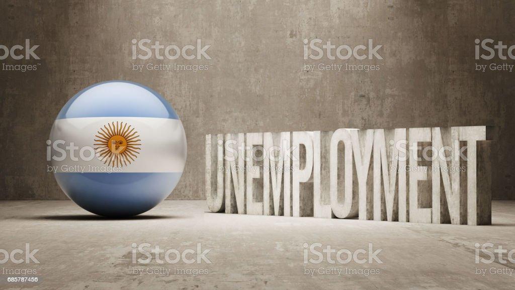 Unemployment Concept royalty-free unemployment concept stock vector art & more images of argentina