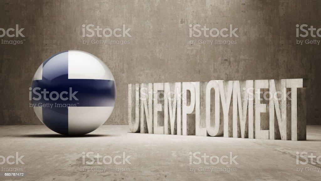 Unemployment Concept ilustración de unemployment concept y más banco de imágenes de argentina libre de derechos
