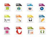 Universal Filetypes Icon Set