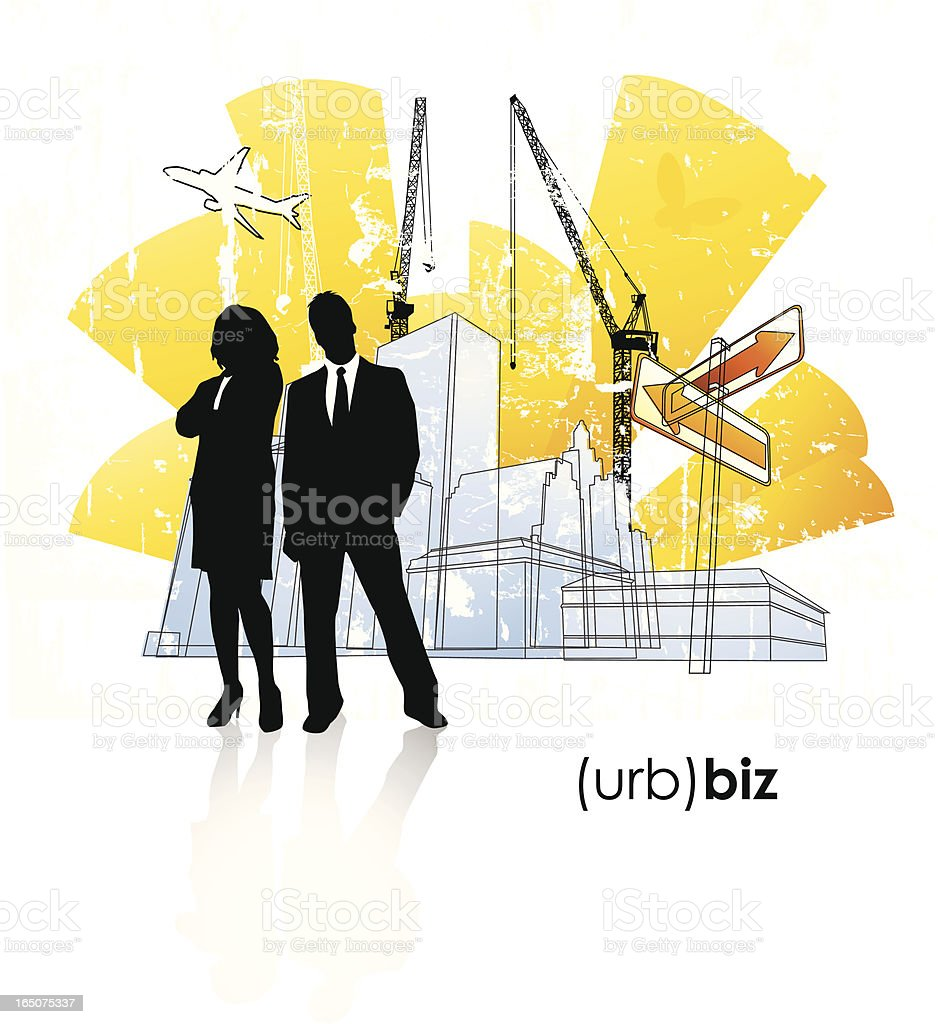 Urban construction royalty-free urban construction stock vector art & more images of adult