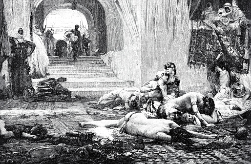 Vae Victis, the sack of Morocco by the Almohades