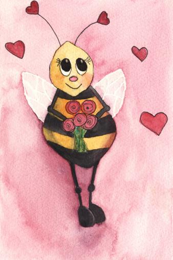 Valentine Bee
