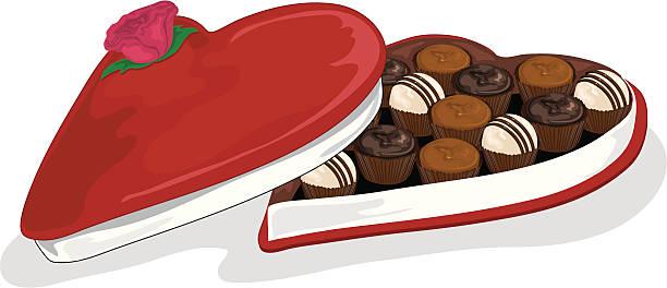 illustrazioni stock, clip art, cartoni animati e icone di tendenza di caramelle di san valentino (vettore - love word