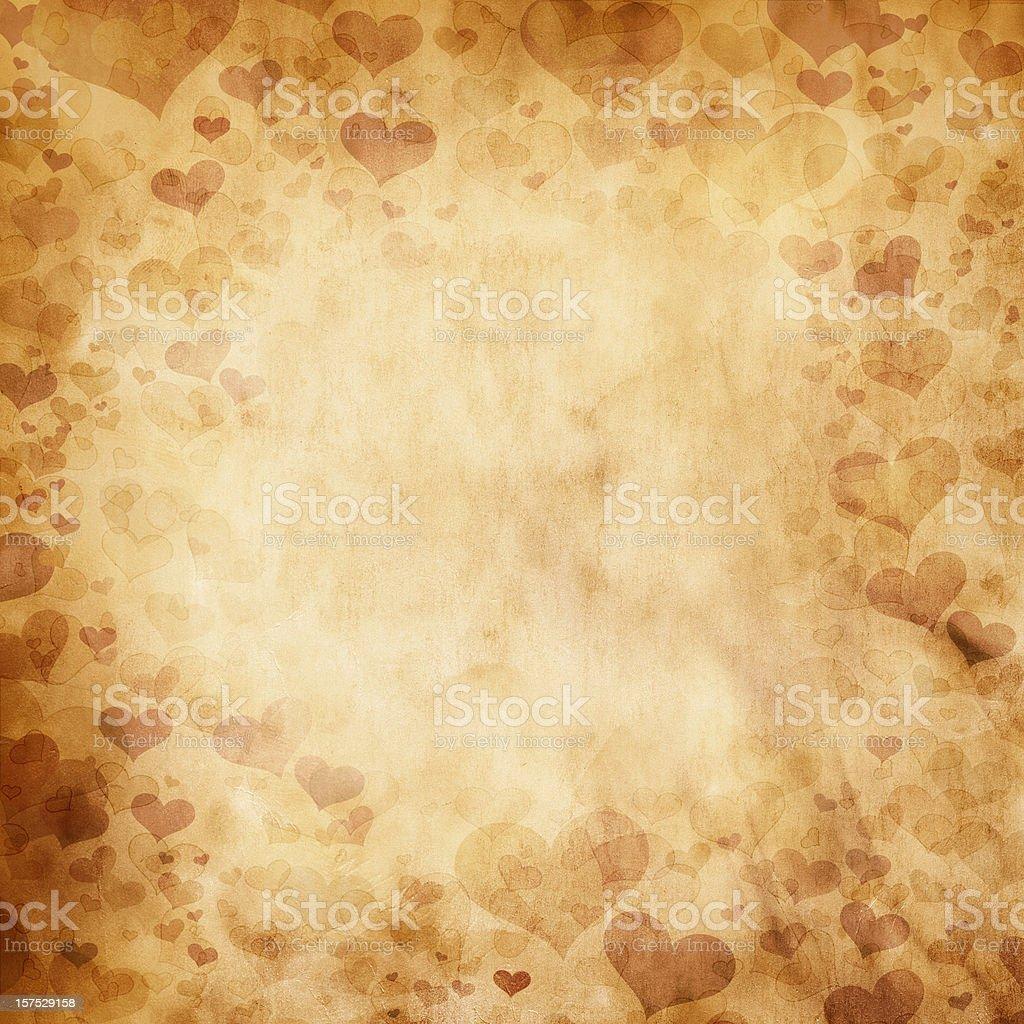 Valentine heart background royalty-free stock vector art