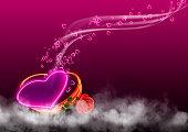 Offenes Herz