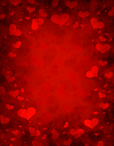 Valentines Background Stock Illustration - Download Image Now