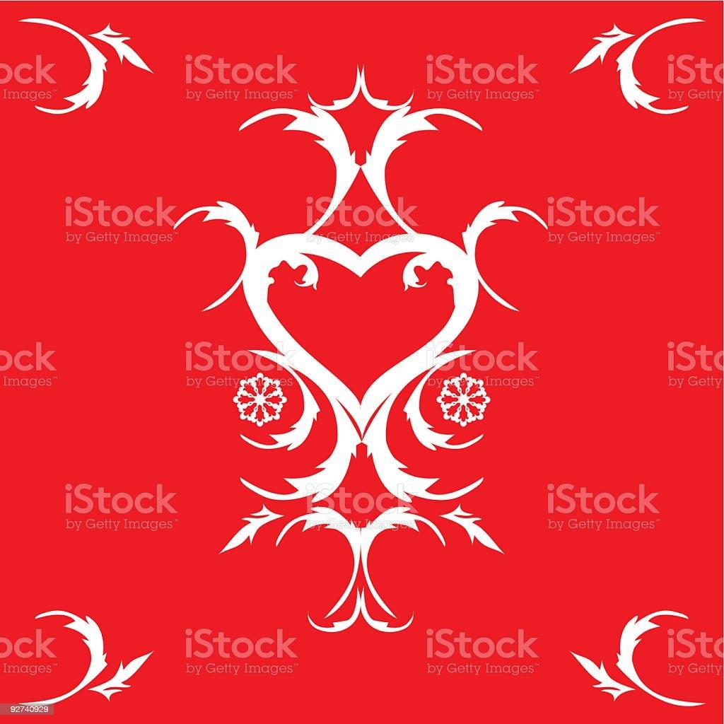 Valentine's Day Hintergrund Lizenzfreies valentines day hintergrund stock vektor art und mehr bilder von abstrakt