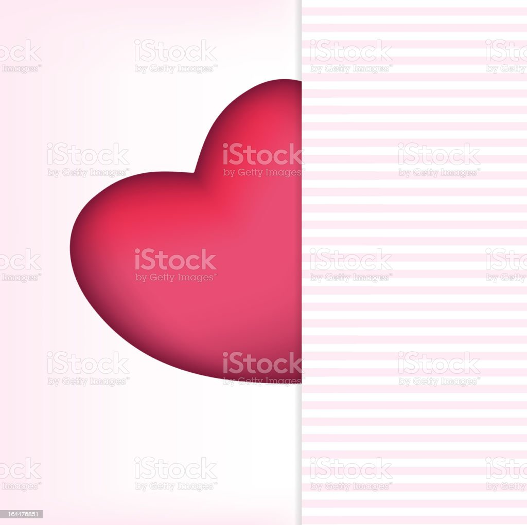 Valentine`s Day card, vector illustration royalty-free valentines day card vector illustration stock vector art & more images of ammunition
