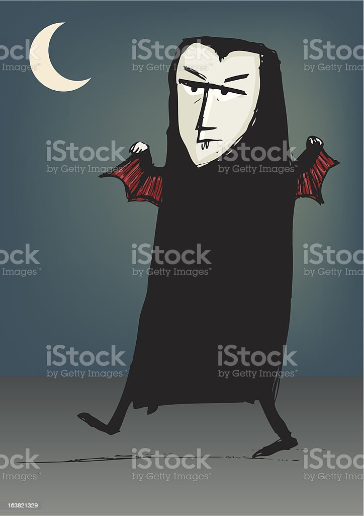 Vampire royalty-free vampire stock vector art & more images of cartoon