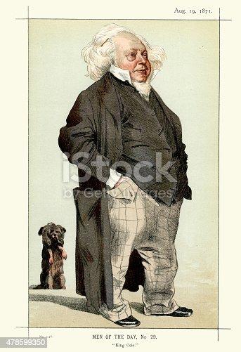 istock Vanity Fair Print of Sir Henry Cole 478599350