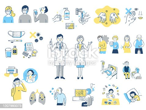 Medical, disease, illness, people, healthcare