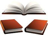 Vector illustration - Vector Book Illustration