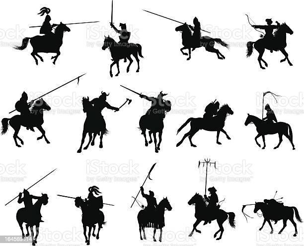 Vector horsemen set illustration id164569414?b=1&k=6&m=164569414&s=612x612&h=mrmphjbxgscbktbjhnrhmpqzseozip4c 5f l36ha6c=
