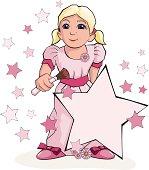 Vector Princess Cartoon
