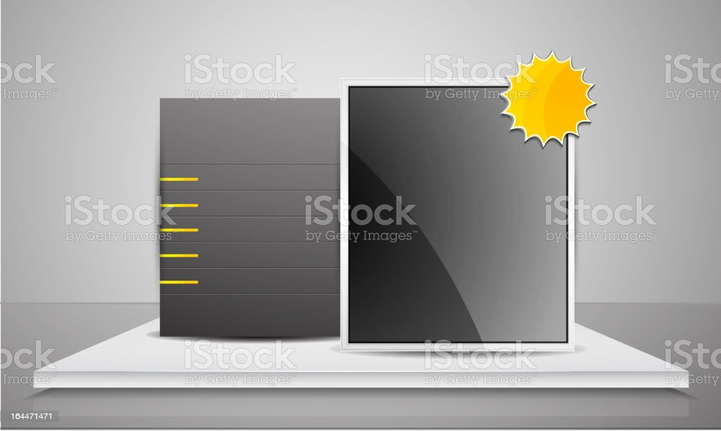 Vector promotion pack royalty-free stock vector art