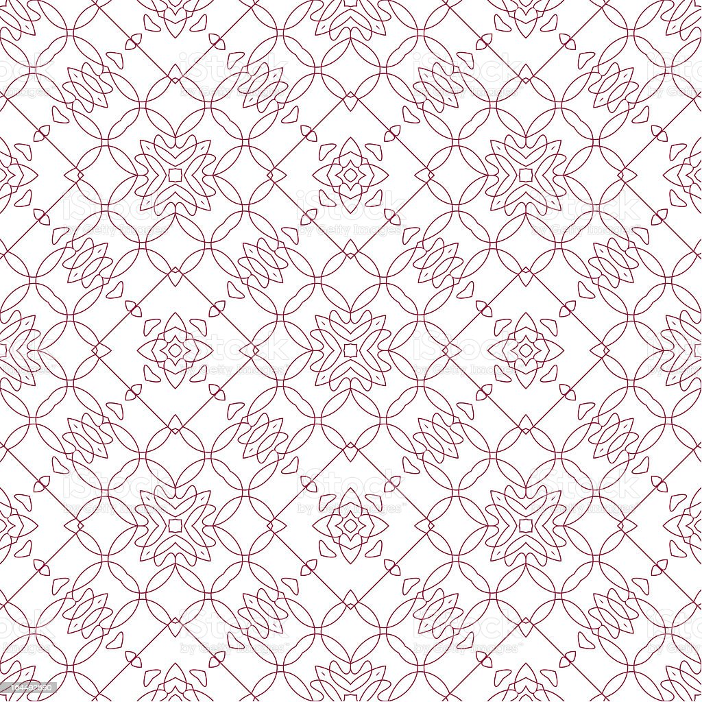Vector seamless guilloche background royalty-free stock vector art
