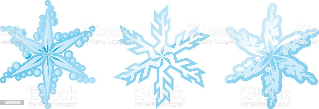 Vector Snowflakes royalty-free vector snowflakes stock vector art & more images of celebration