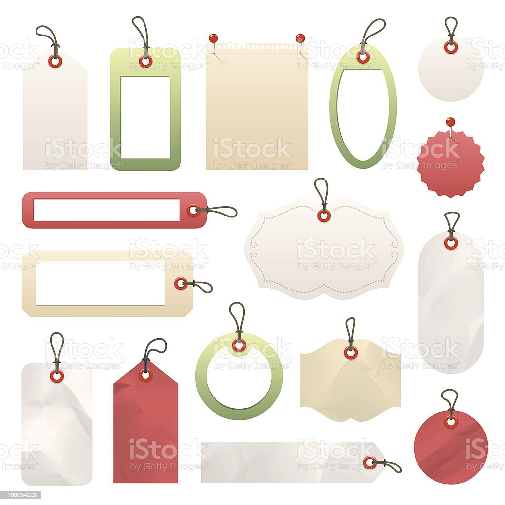 Vector Tags royalty-free vector tags stock vector art & more images of beige