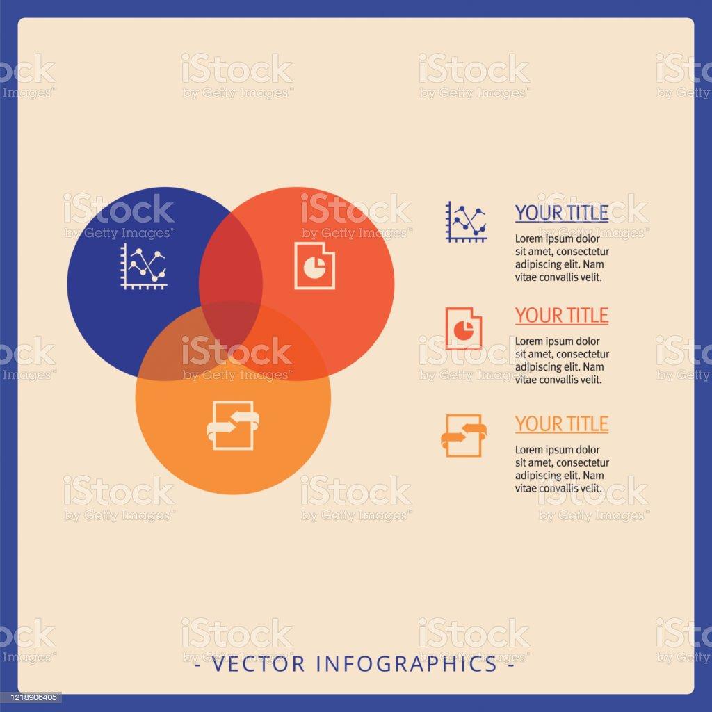 Venn Diagram Template Stock Illustration Download Image Now Istock