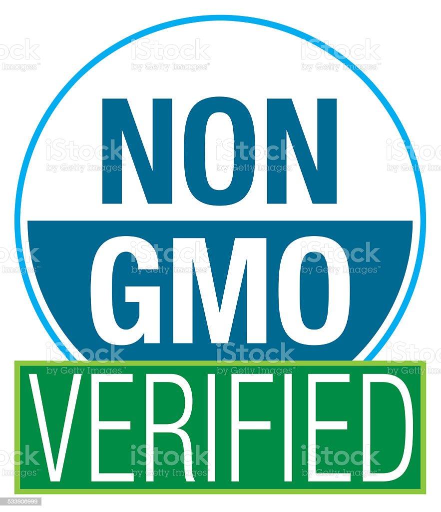 Non gmo verified label stock vector art more images of 2015 non gmo verified label royalty free non gmo verified label stock vector art amp buycottarizona Images