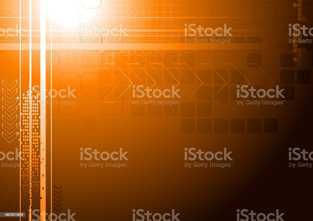 Vibrant hi-tech backdrop royalty-free vibrant hitech backdrop stock vector art & more images of abstract