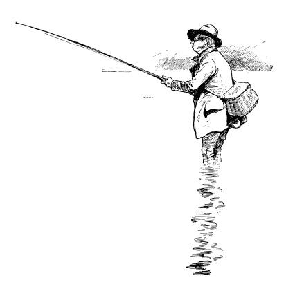 Victorian angler