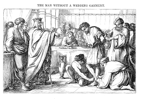 Engraved illustration from