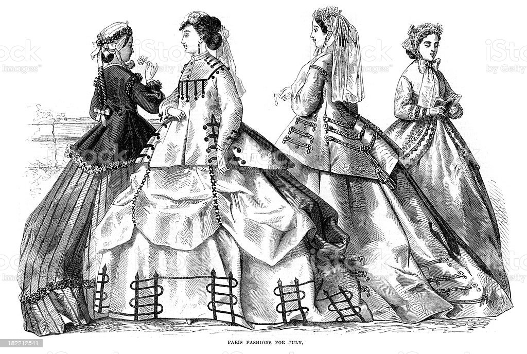 women of 19th century As the 19th century progressed men increasingly commuted to their place of work - the factory, shop or office wives, daughters and sisters were left at home all the ideology of separate spheres rested on a definition of the 'natural' characteristics of women and men women were considered physically.