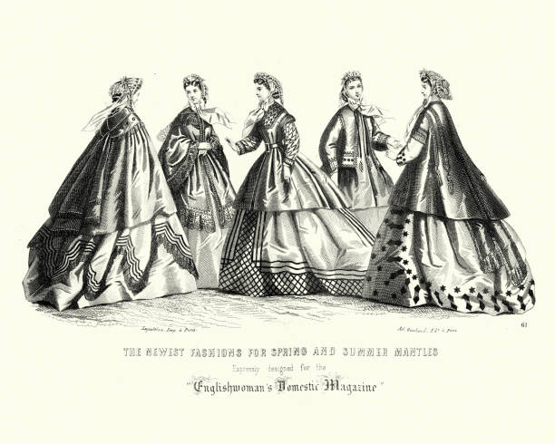 victorian influence on womens fashions essay Fashion history - women's clothing in the 1940s was warm and comfortable and featured pockets for papers and to influence women's fashion well into the.