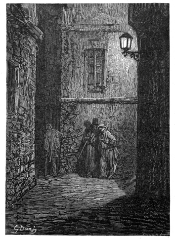 Victorian London - A shady place